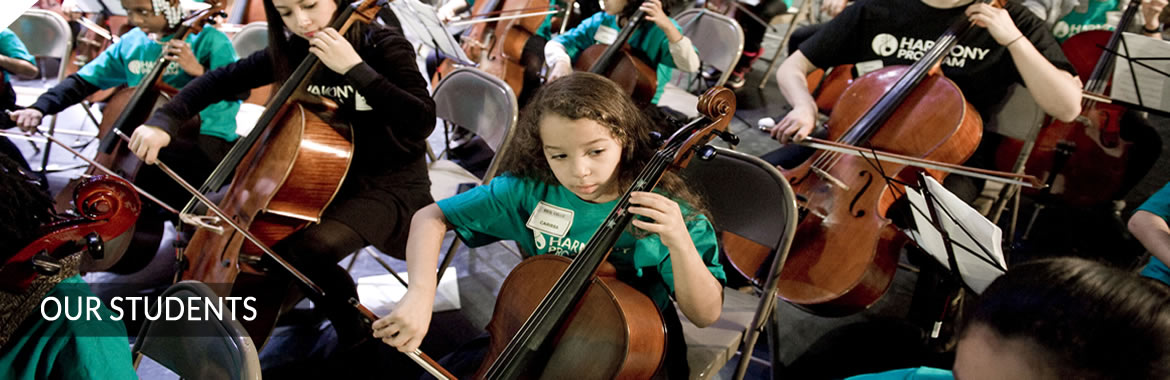 Free after-school music education for children