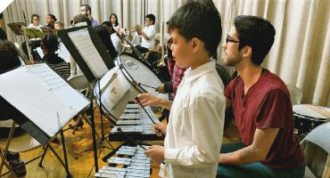 teach music in NYC