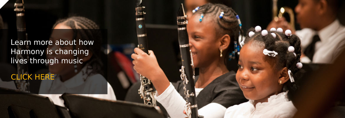 Harmony Program, New York City Music Education Nonprofit
