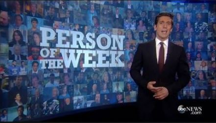 Persons of the Week